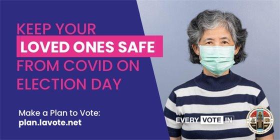 Vote Safely