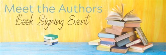 meet the authors book signing event