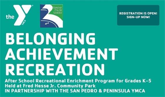 After School Recreational Enrichment Program