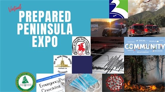Prepared Peninsula Expo