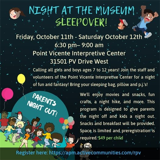 Night at the Museum 2019