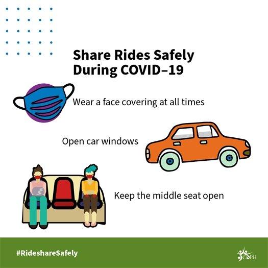 Safe Ride Sharing