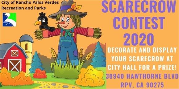 Scarecrows Decorating Contest