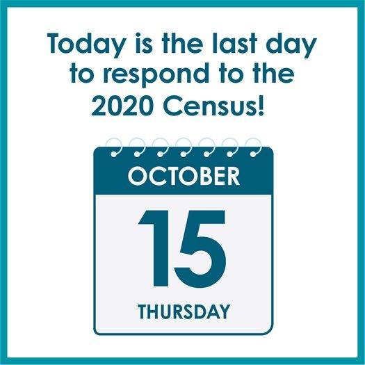 Census Last Chance