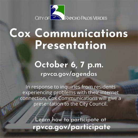 Cox Presentation