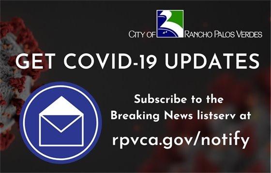 Get COVID-19 Updates