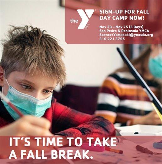 YMCA Fall Break