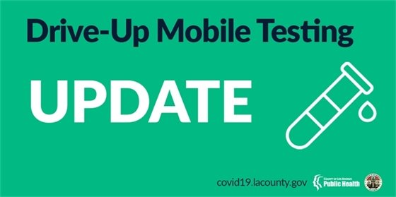 Testing Update