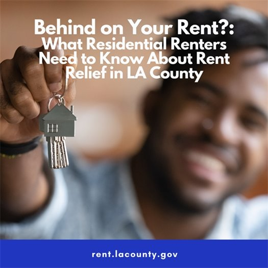 Behind on your rent