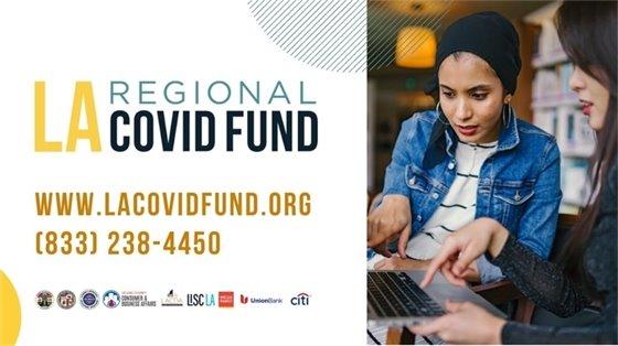 LA COVID Regional Fund