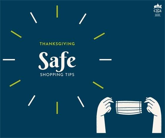 Thanksgiving Safe Shopping Tips