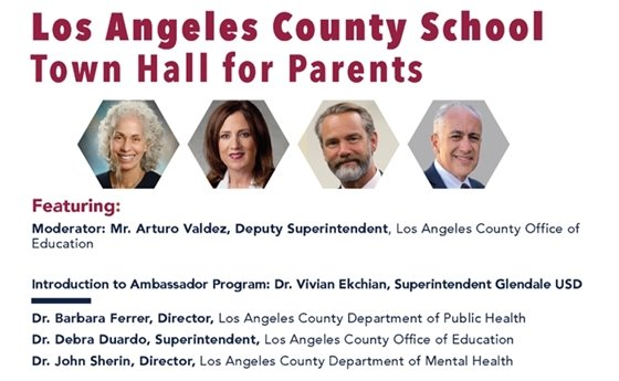 L.A. County Schools Town Hall