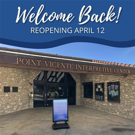 Reopening April 12