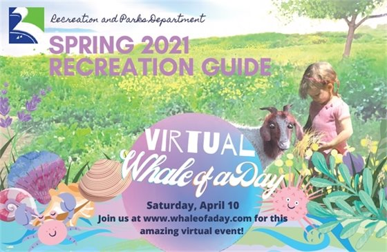 Spring Recreation Guide