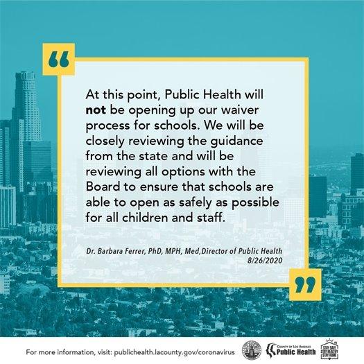 DPH Statement