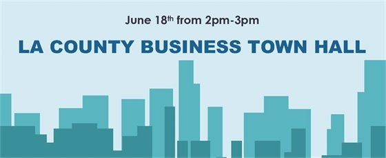 L.A. County Business Town Hall