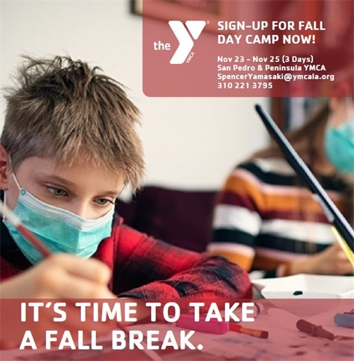 YMCA Fall Break