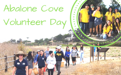 Abalone Cove Volunteer Day Spotlight
