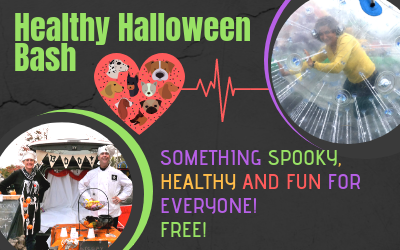 healthy halloween spotlight