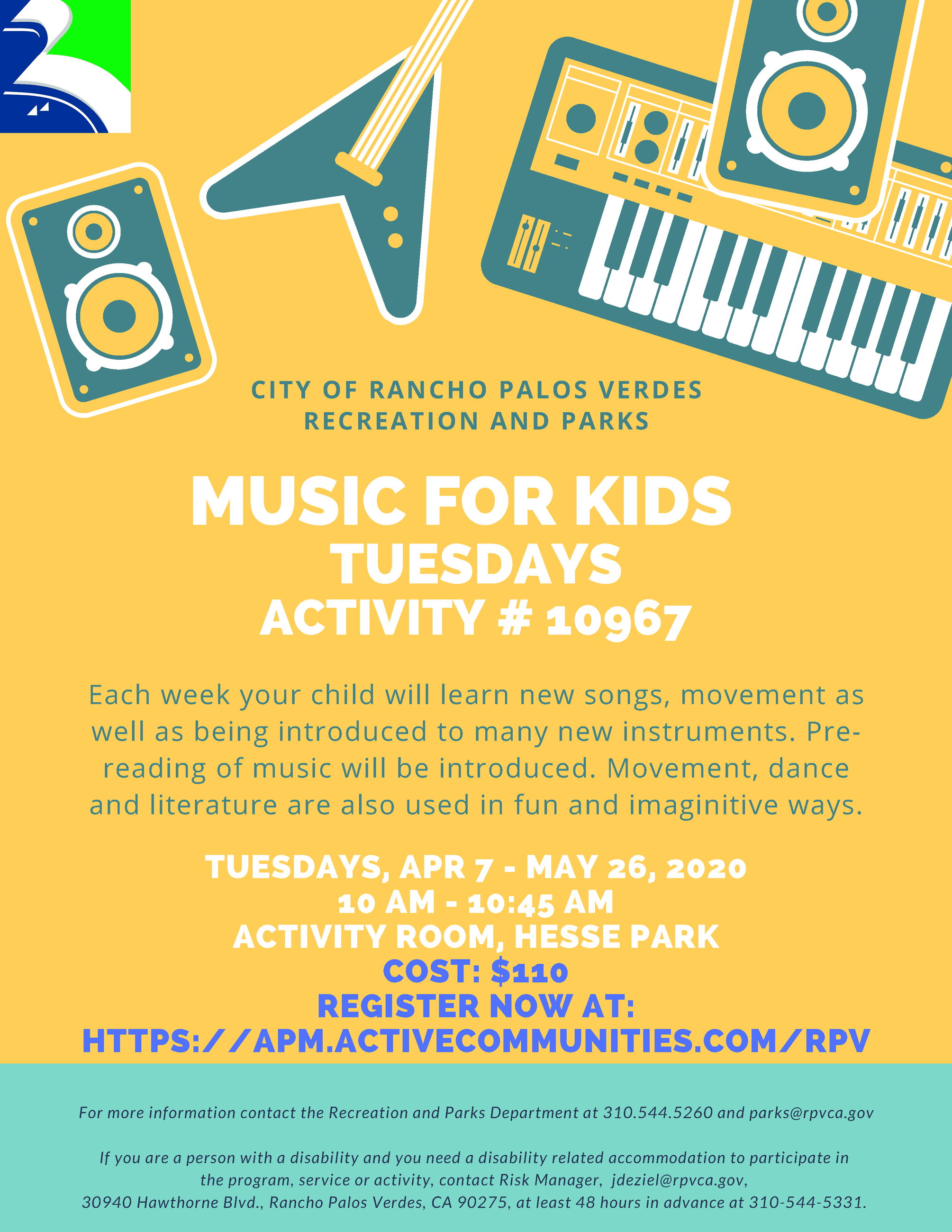Music Classes For Kids Tue and Fri_Page_1
