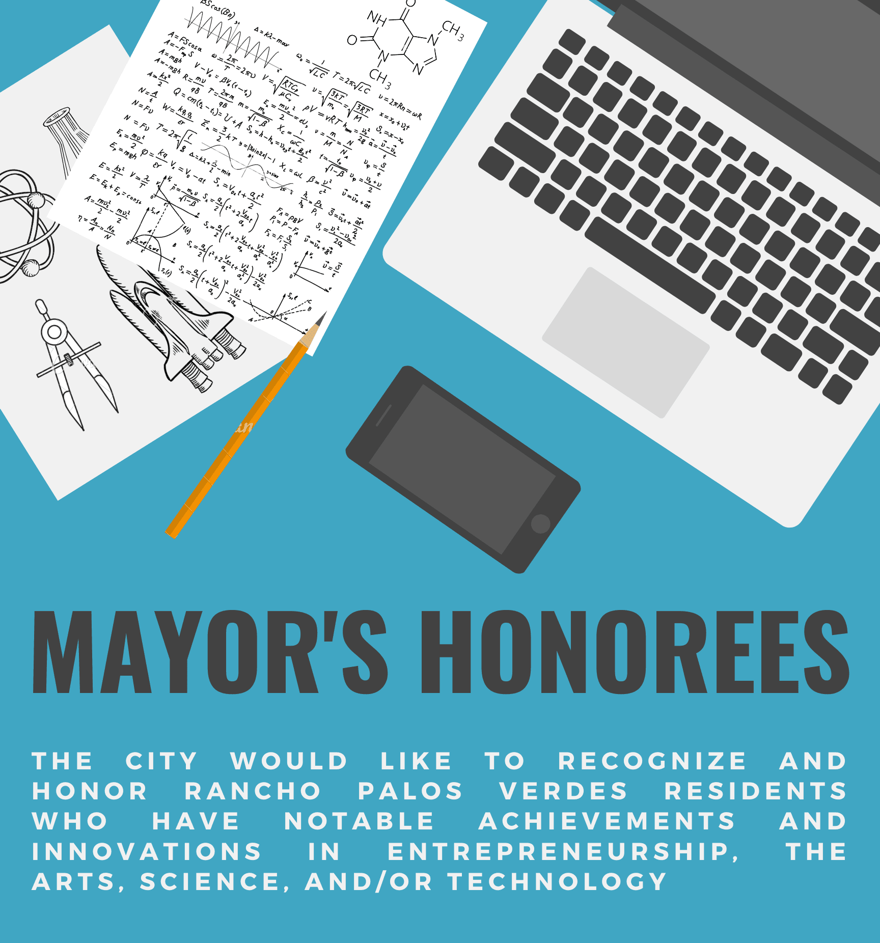 Mayor's Honoree