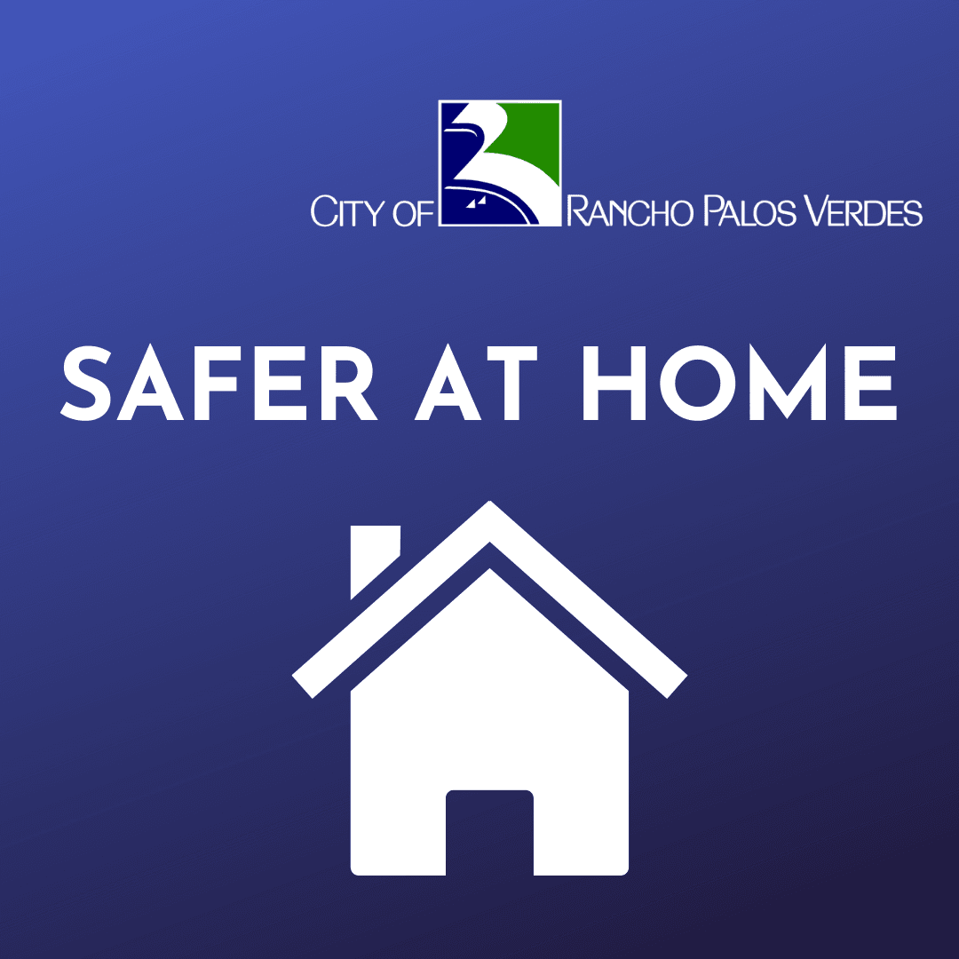 SAFER AT HOME ORDER