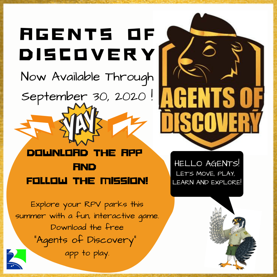 Agents Of Discovery - Extended Through September