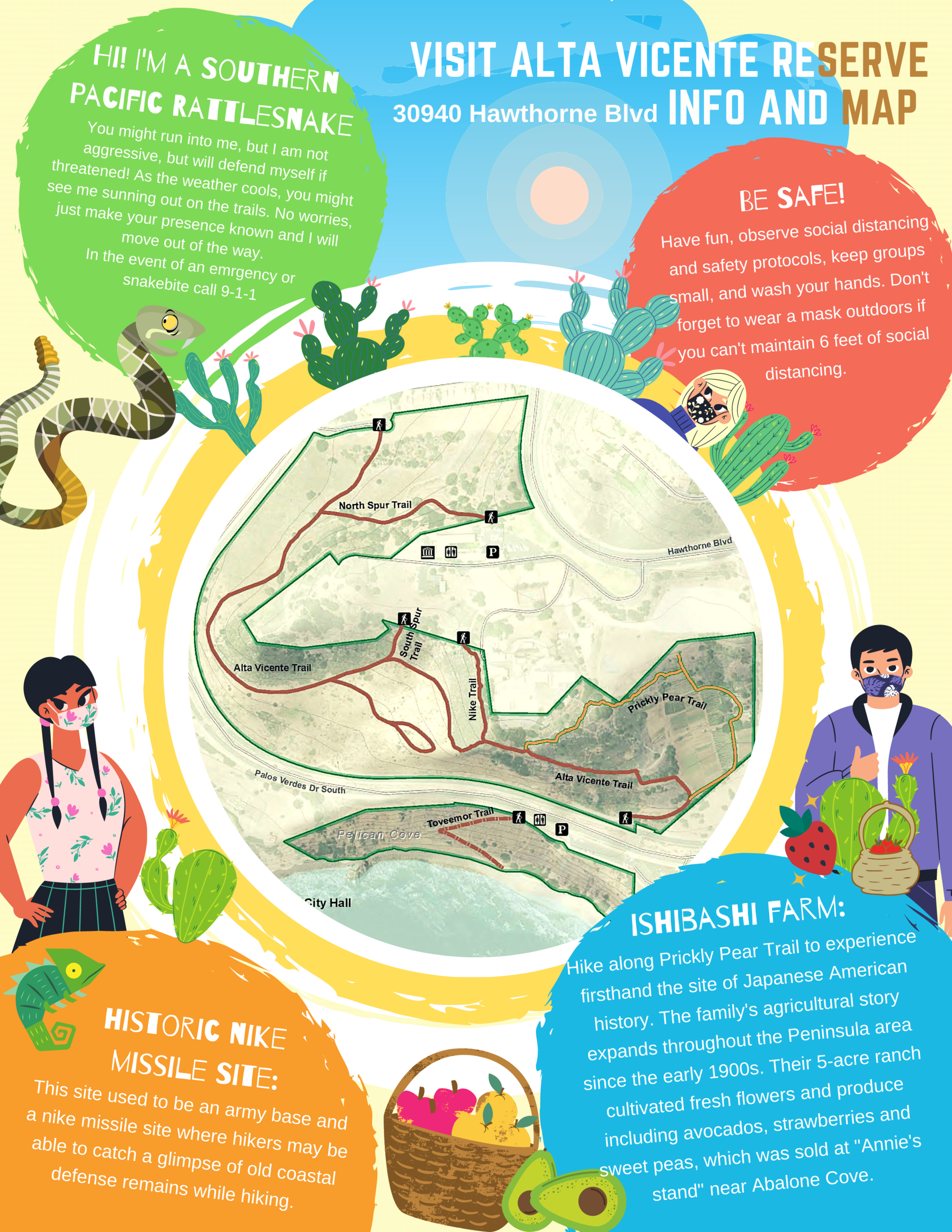 Alta vicente reserve map and facts