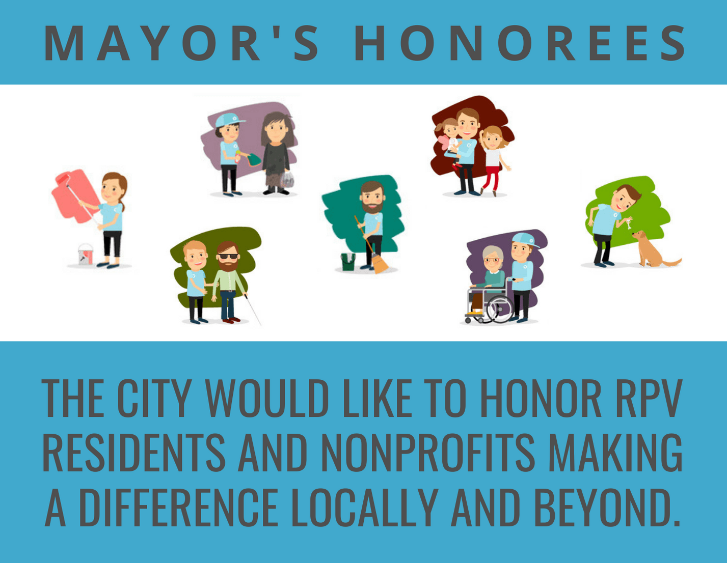2021 Mayor's Honorees Spotlight Image