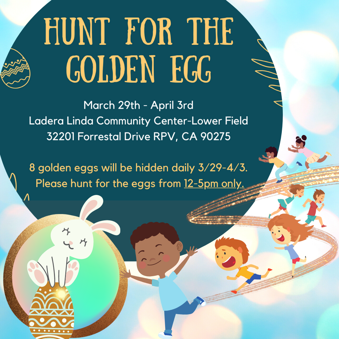 HUNT THE GOLDEN EGG