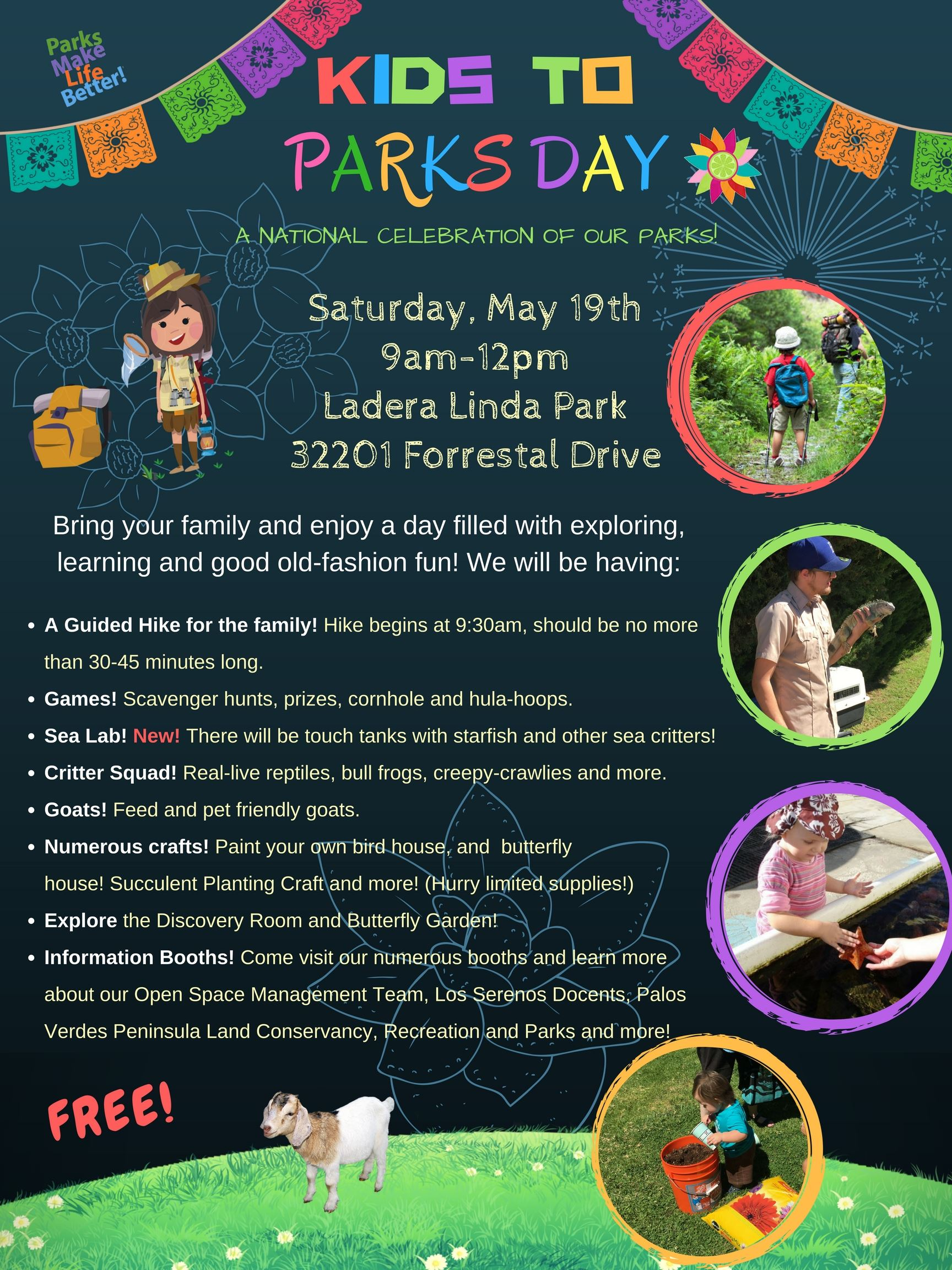 Kids to Parks Day LL