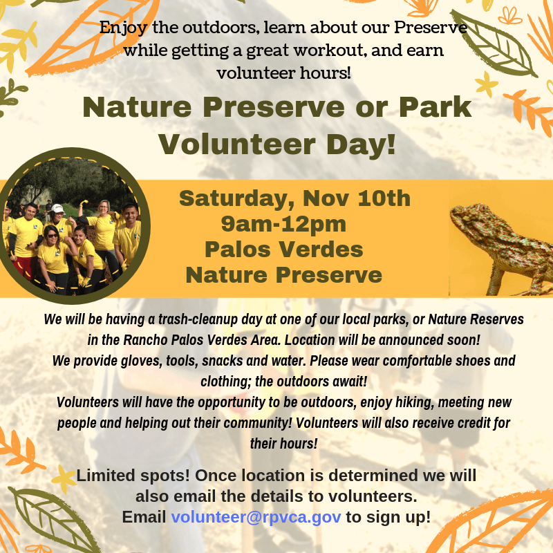 11.10.18 NATURE DAY