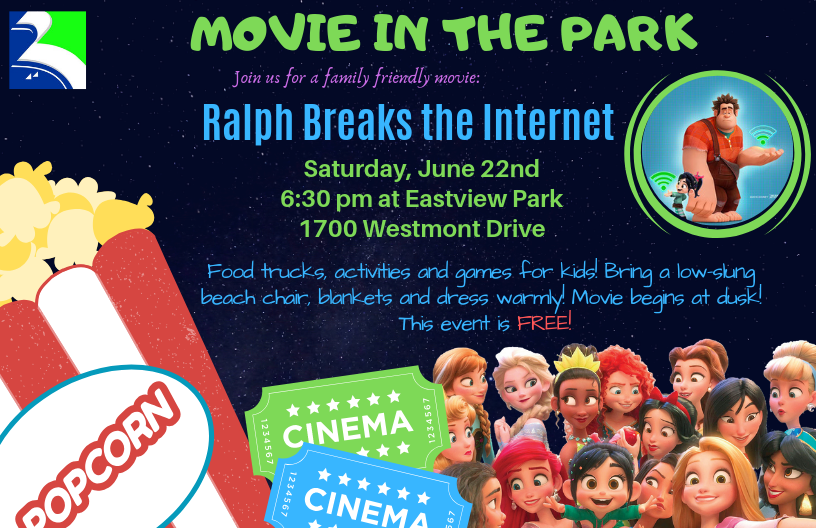 movie in the park 6.22.19