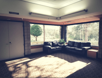 Hesse Park Fireside Facility Room