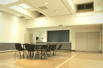 Hesse Park Activity Facility Room